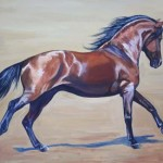 Cantering Away