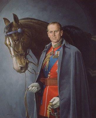 Linklater Barrie HRH Duke of Edinburgh