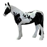 Invisible Horse PIE