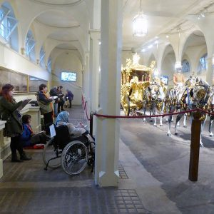 Royal Mews workshop